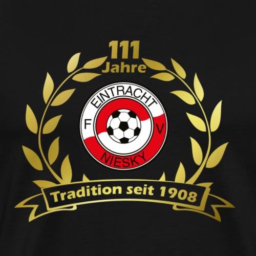 111 Jahre FVE Gold - Männer Premium T-Shirt