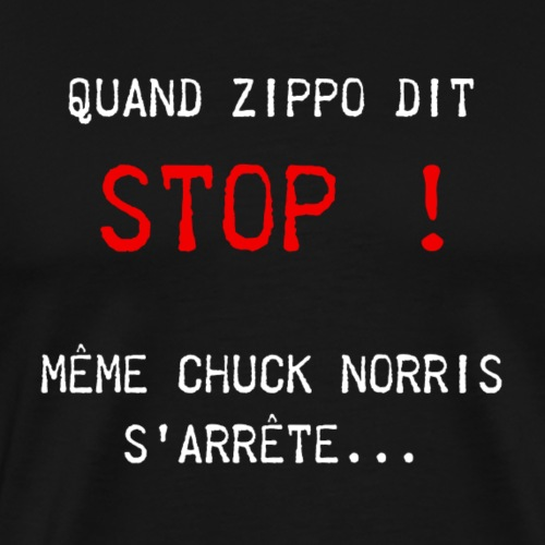 Chuck NOrris - T-shirt Premium Homme