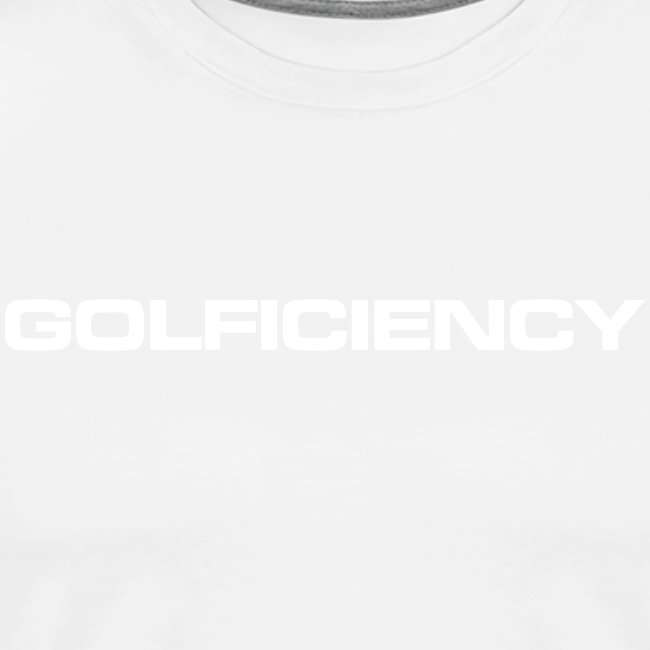 GOLFICIENCY Logo