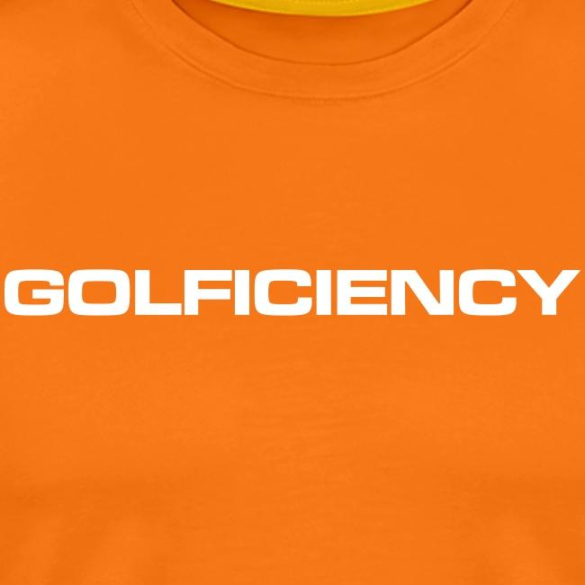 GOLFICIENCY Logo