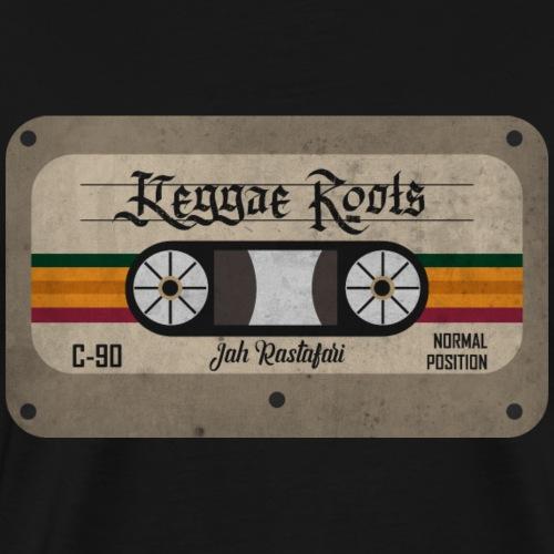 Reggae Roots Vintage - Camiseta premium hombre