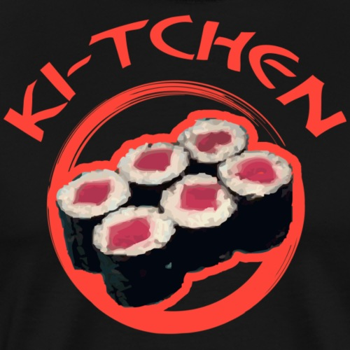 KI TCHEN - Männer Premium T-Shirt