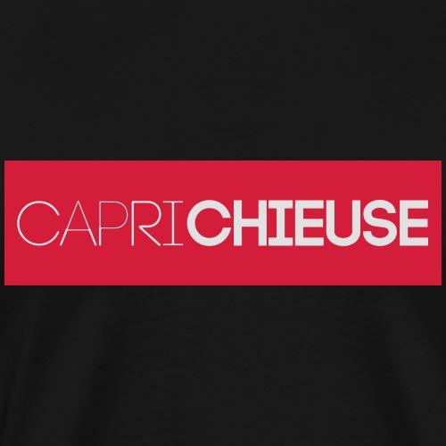 Caprichieuse - T-shirt Premium Homme