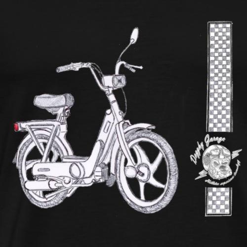 CIAO - Maglietta Premium da uomo