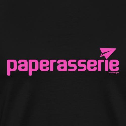 Paperasserie - Mannen Premium T-shirt