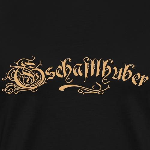 Gschaftlhuber - Männer Premium T-Shirt
