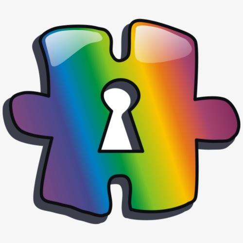 Portal LGBT - Camiseta premium hombre