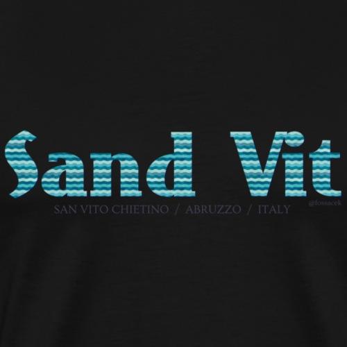 Sand Vit San Vito Chietino - Maglietta Premium da uomo