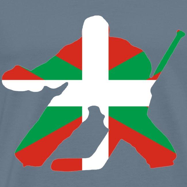 goalie et basque
