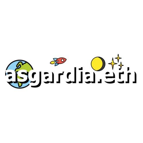 asgardia.eth - Männer Premium T-Shirt