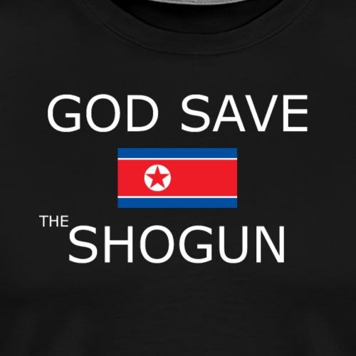 GodSaveShogun - Männer Premium T-Shirt