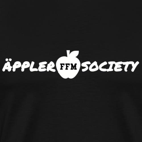 Äppler Society - Männer Premium T-Shirt