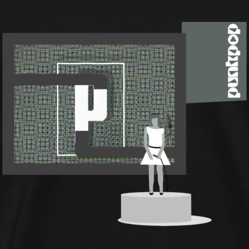 TripHop PH PunkPop - Maglietta Premium da uomo