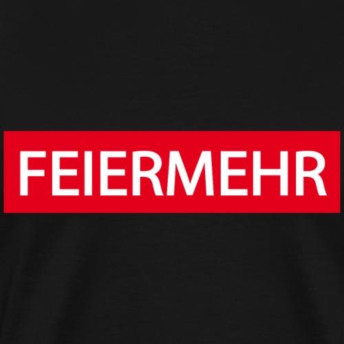 FEIERMEHR - Männer Premium T-Shirt