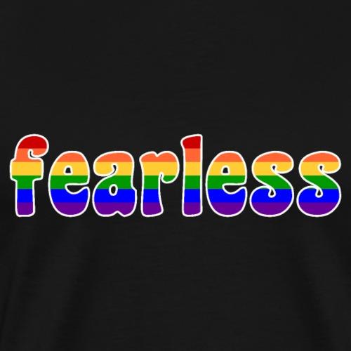 fearless1 2 - Männer Premium T-Shirt