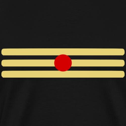 Shiva Shadu - Männer Premium T-Shirt