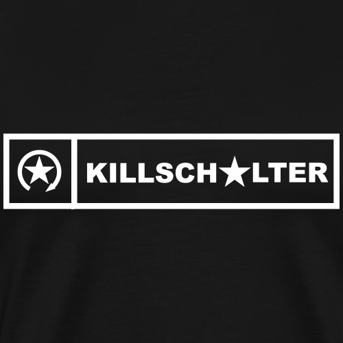 KILLSCHALTER Logo Brand 0KS01 - Men's Premium T-Shirt