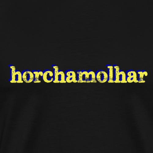 horchamolhar - Oberlausitzer Fanartikel - Männer Premium T-Shirt