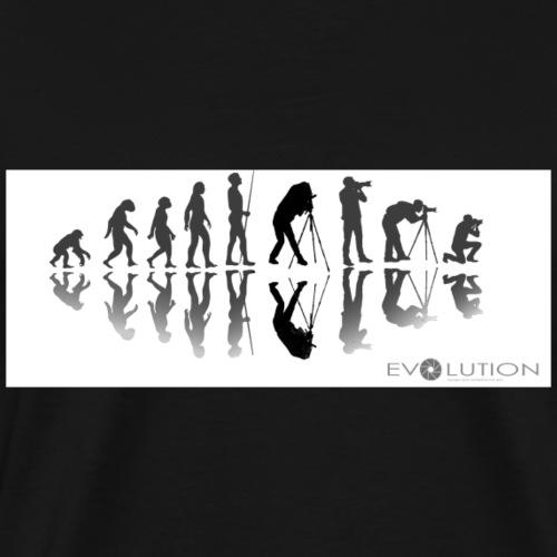 EVOLUTION PHOTOGRAPHE fond blanc