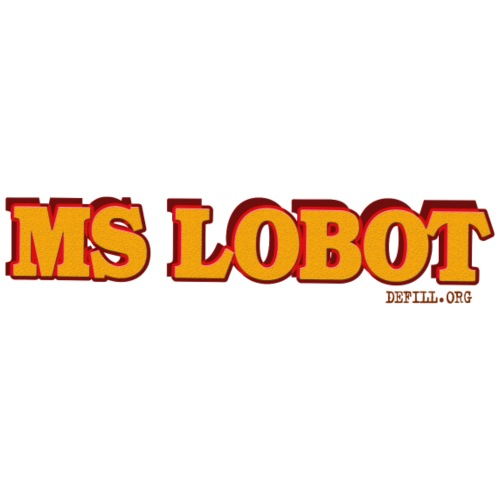 Ms Lobot - Mr Lobot Female Edition - Männer Premium T-Shirt