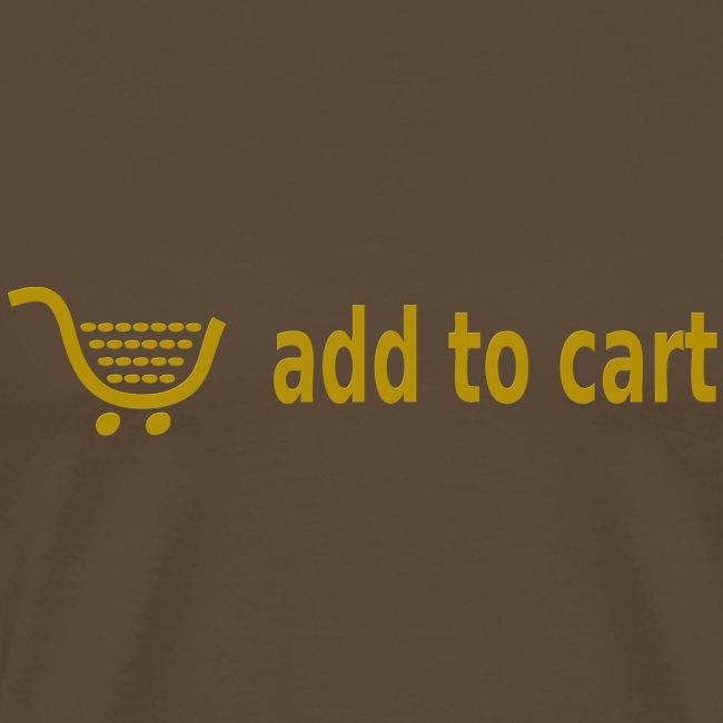 In den Warenkorb - Add to cart