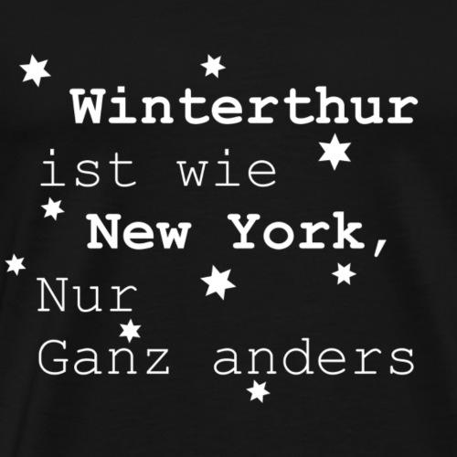 Winterthur - Männer Premium T-Shirt