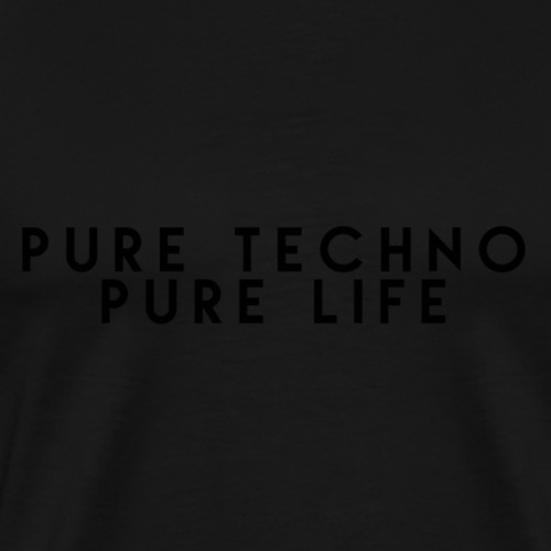 Pure Techno Pure Life Black