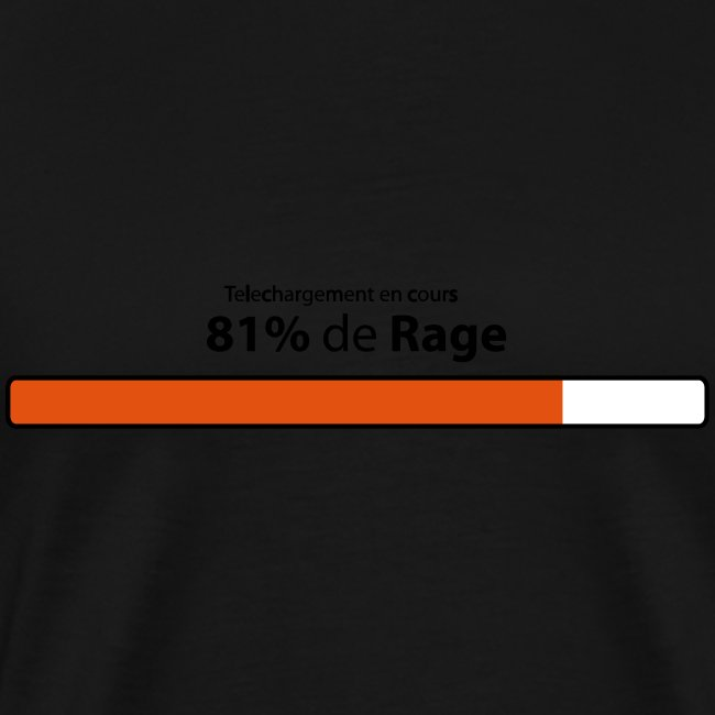 81 de rage