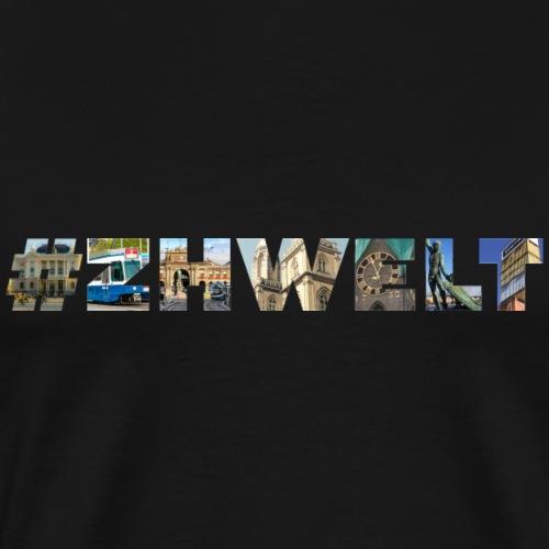 zhwelt freigestellt - Männer Premium T-Shirt
