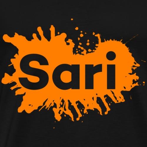 Sari van Veenendaal - Mannen Premium T-shirt