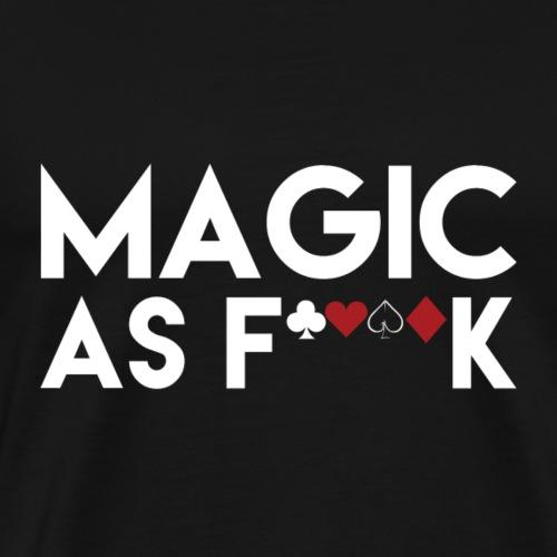 Magic as... - Men's Premium T-Shirt