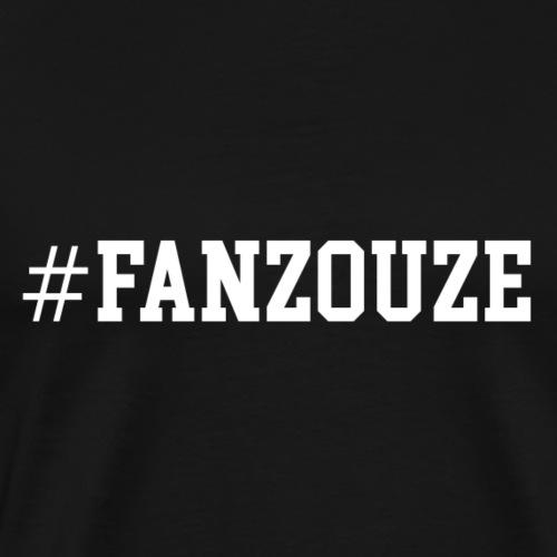 T Shirt Fanzouze blanc - T-shirt Premium Homme