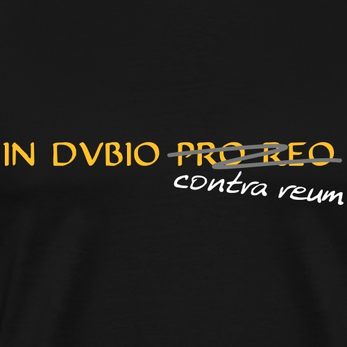 dubios - Männer Premium T-Shirt
