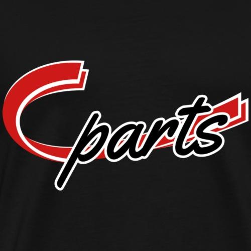 Cparts - T-shirt Premium Homme