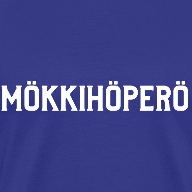mokkihopero