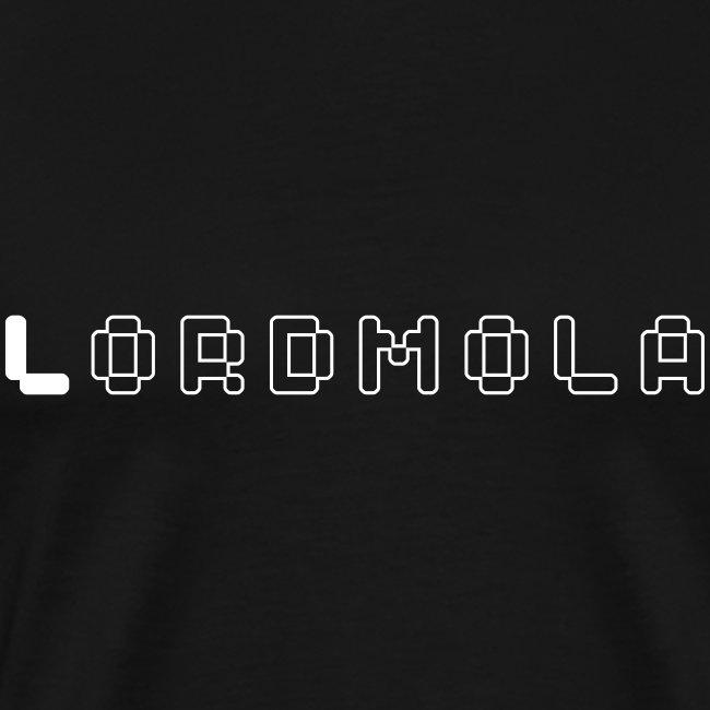 Logo White L Pixel