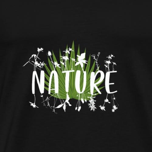 NATURE - T-shirt Premium Homme
