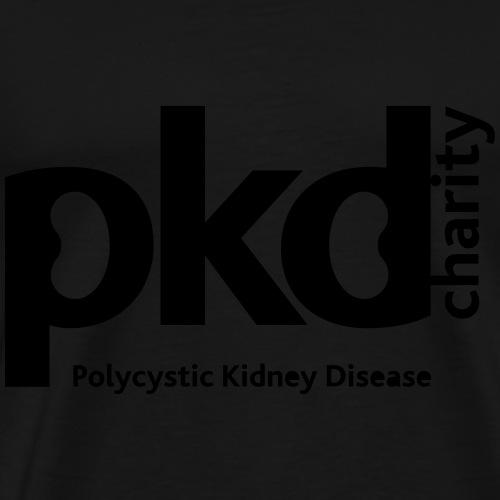 PKD BlackLogo - Men's Premium T-Shirt