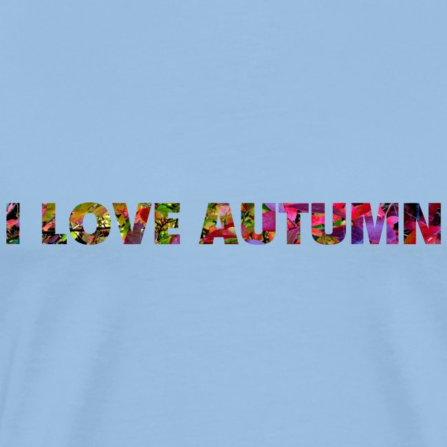 kocham jesień