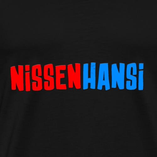 NissenHansi (Samling 1/3) - Premium T-skjorte for menn