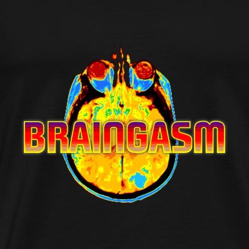 Braingasm - Camiseta premium hombre