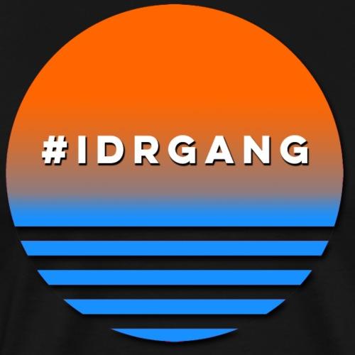 #IDRGang logo - Men's Premium T-Shirt