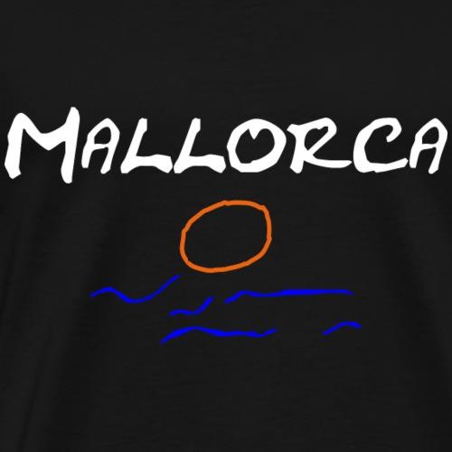 Mallorca - Männer Premium T-Shirt