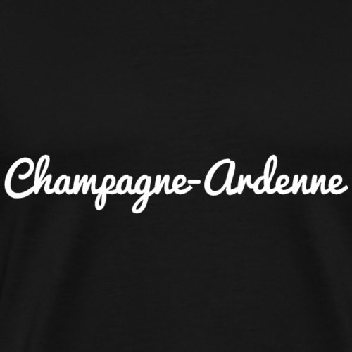 Champagne-Ardenne - Marne 51 - T-shirt Premium Homme