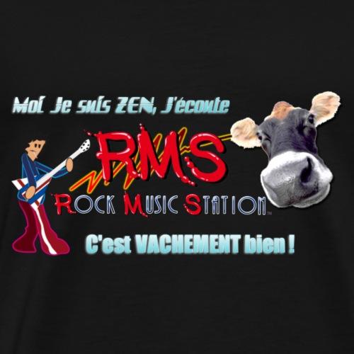 RMS Vachement bien ! [FR Zen Serie] - T-shirt Premium Homme