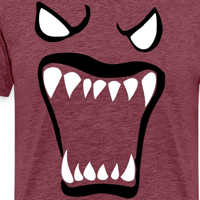 Monsters running wild