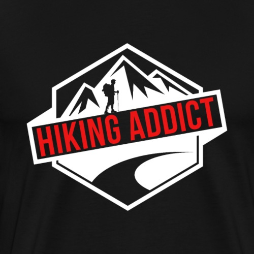 Hiking Lover - Männer Premium T-Shirt