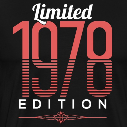Limited Edition 1978 41th Birthday - Männer Premium T-Shirt