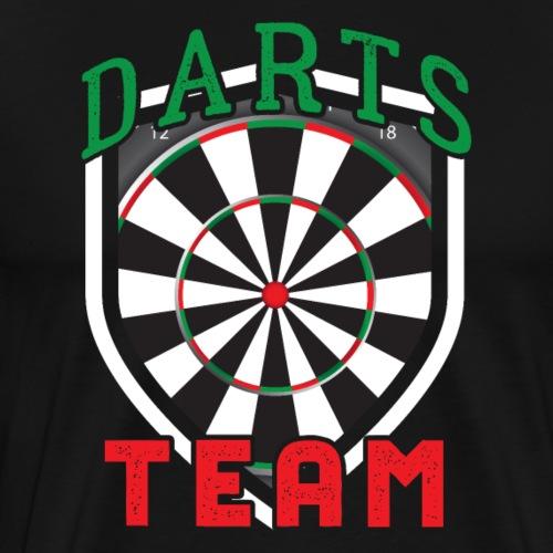 Darts Team - Männer Premium T-Shirt