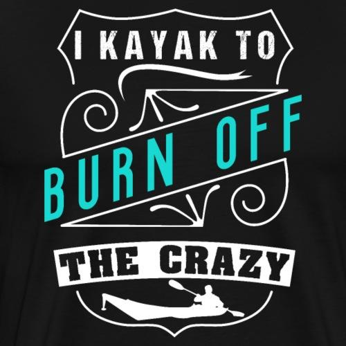 Kayaker Kayaking Fan Lover - Männer Premium T-Shirt
